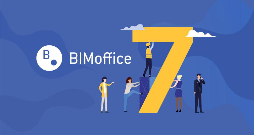 BIMoffice 7 centralise tous les métiers sur le chantier