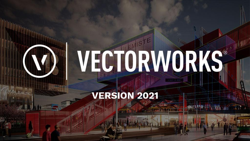 Vectorworks 2021 : La simplicité pour concevoir le complexe