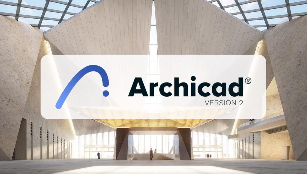 Archicad 24 v2 : Archicad ne cesse d'évoluer