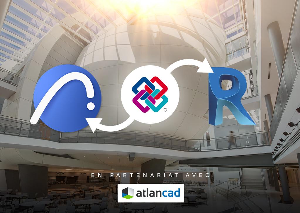 Formation atelier collaboratif Archicad Revit avec Atlancad