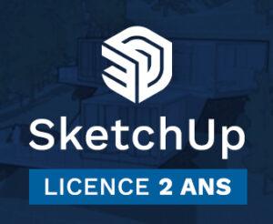 SketchUp Pro (2 ans)