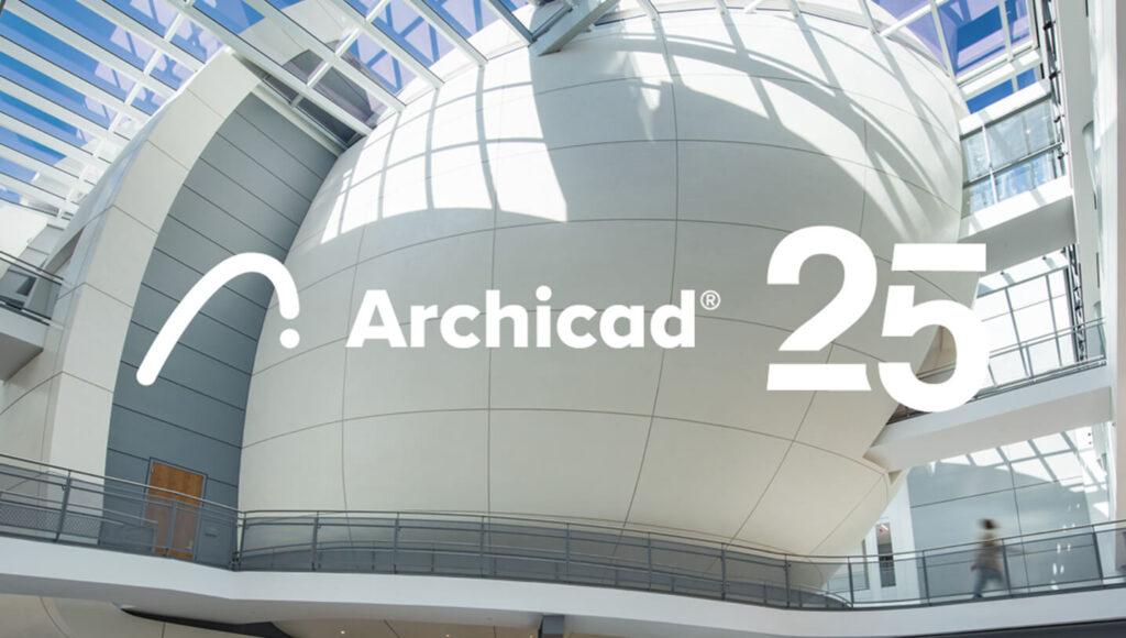 Les nouveautés d'Archicad 25