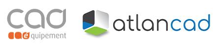 Logos CAD Equipement et Atlancad
