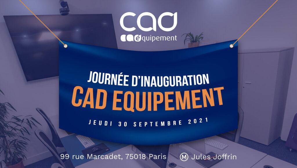 [INVITATION] Journée d'inauguration des nouveaux bureaux à Paris